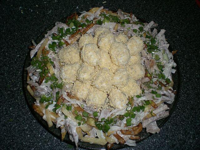 кукушкино гнездо рецепт фото