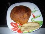 Хлеб с песто