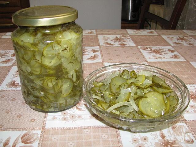 Салаты из огурцов как свежие на зиму рецепты