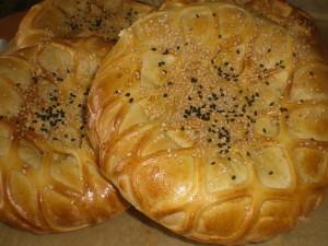 Мои узбекские лепёшки
