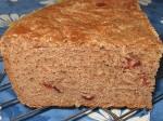 Ржаной хлеб с орехами и сушеной клюквой