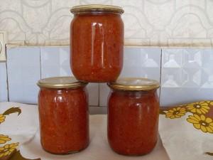 Салат Оранжевое чудо