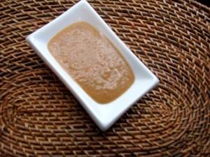 Острый арахисовый соус