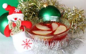 Малиновое желе (десерт на Новый год)