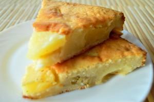 Пирог «Фруктовый переполох»