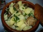 Салат по-деревенски