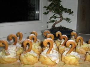 Мои  лебеди