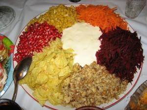 Наш вкусный салатик