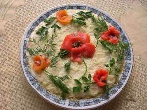 Нежный салат